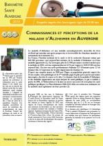 443_Baromètre Santé 2010_Alzheimer_Auvergne_MD